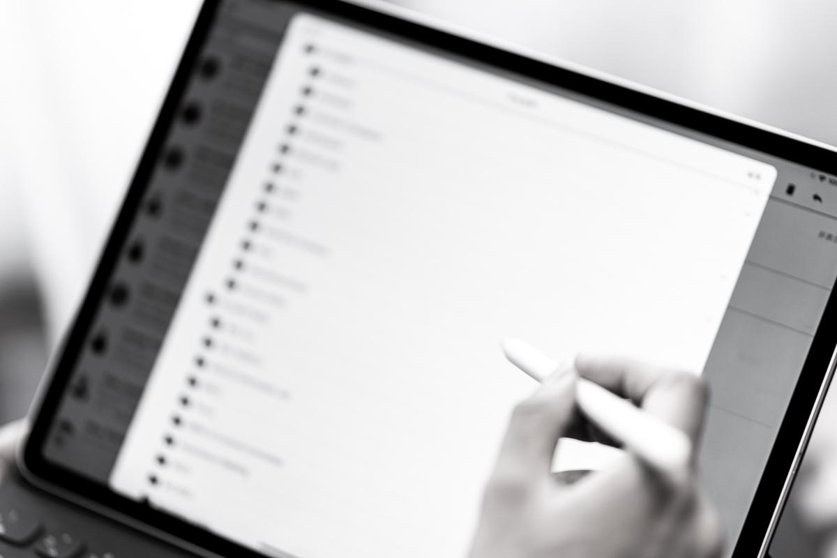 電子ファイル整理整頓のシンプルなルール