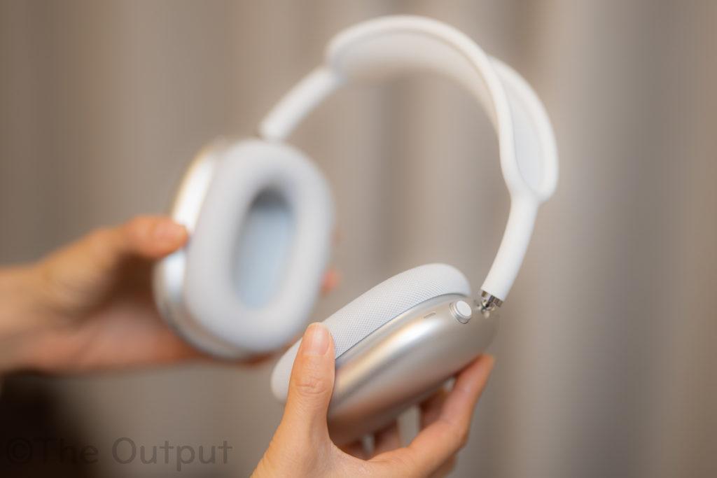 Apple Airpods Max レビュー 音質・操作感は良いが重すぎだろう